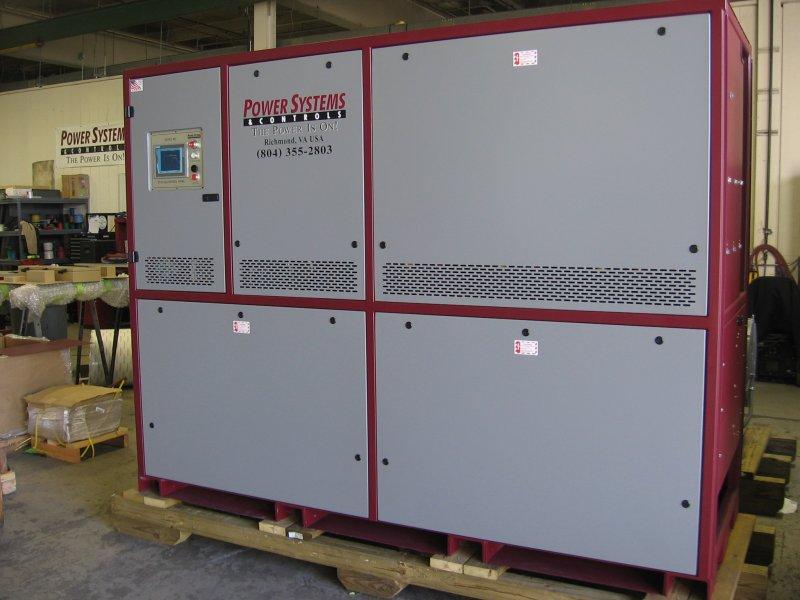 Hybrid Rotary Uninterruptible Power Supply - Series MC