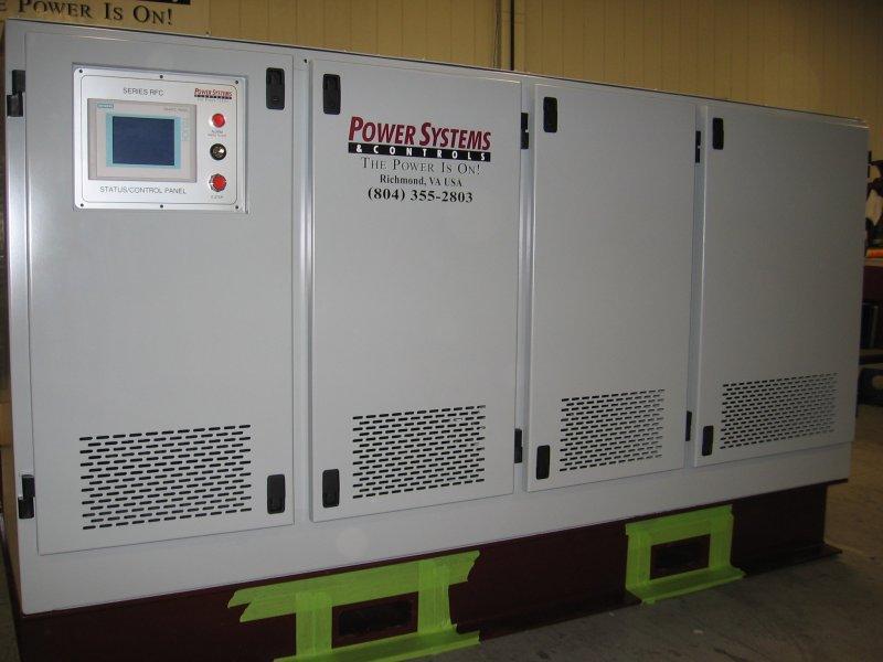 Rotary Frequency Converter Motor Generator Converter
