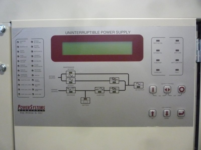 Static UPS 3 Phase - UPS Manufacturer | Frequency Converters