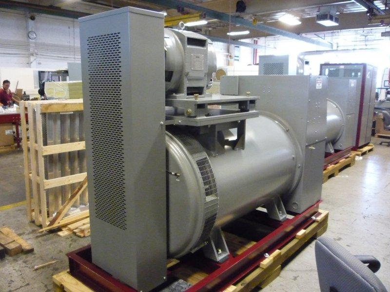 Synchronous Motor Generator