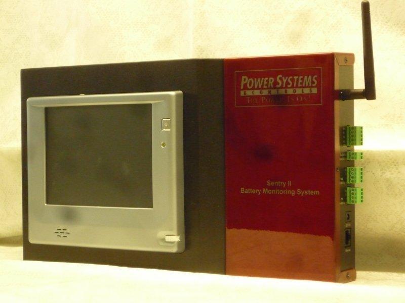 Wireless Battery Monitoring