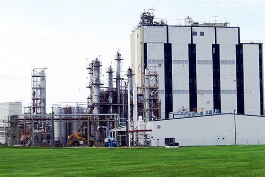 Industrial - Manufacturing Plants