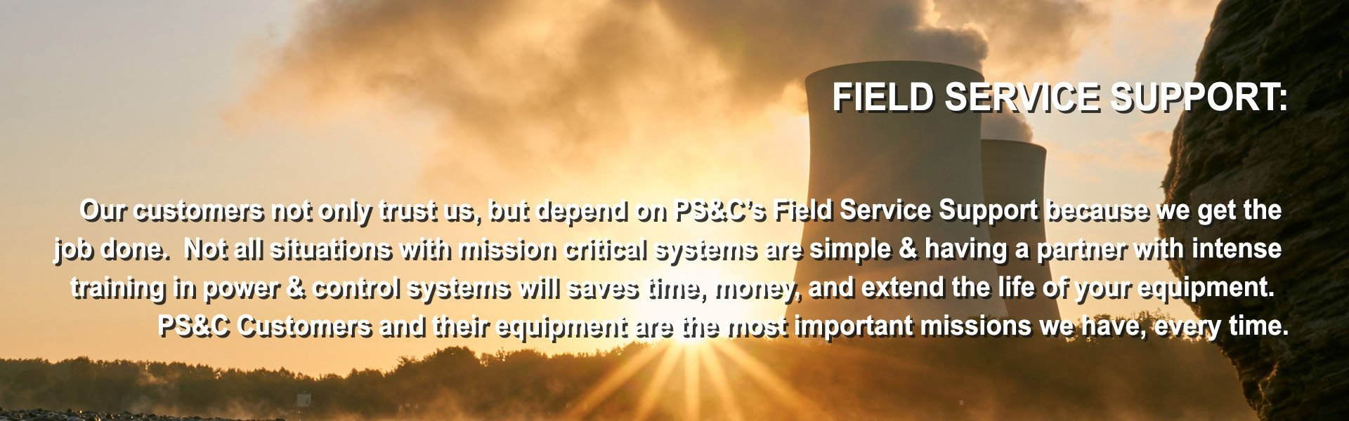 Field Service Support