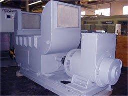 Industrial Motor Generator Sets