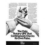 Rotarty UPS