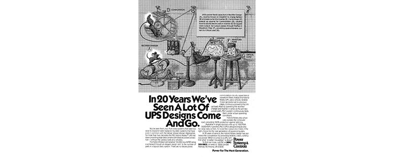 UPS Design