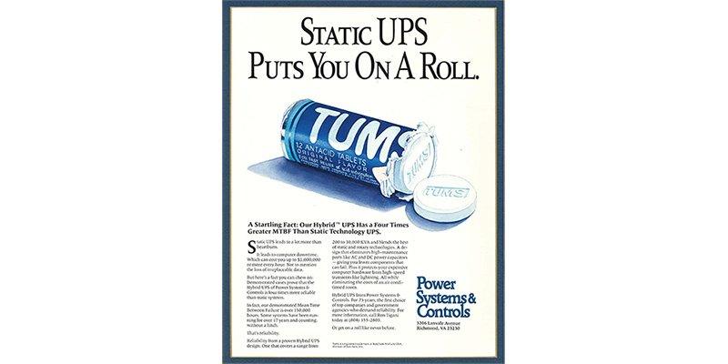 UPS Roll