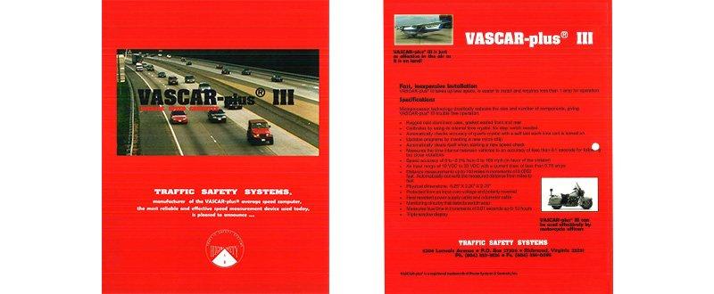 VASCAR Plus III